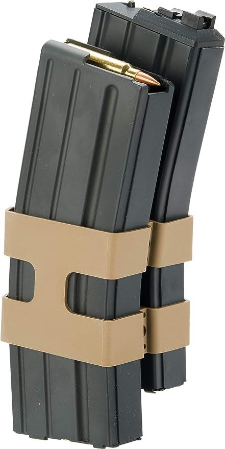 Amazon.com: Evike WE-Tech M4 / M16 - Balas de airsoft de ...