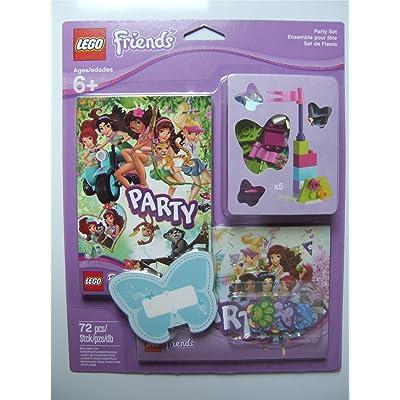 Lego Friends Party Set: Toys & Games