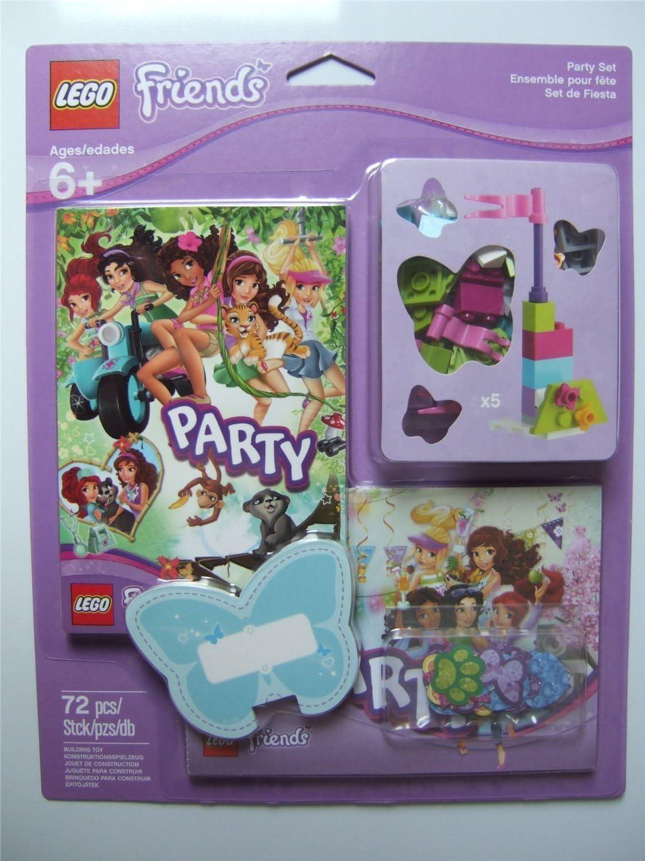 Lego Friends Party Set