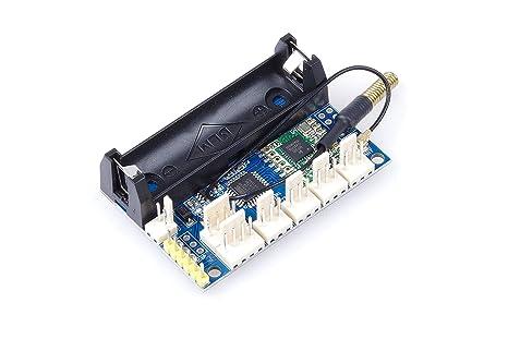 Amazon com: LoRa Radio Module Based on The ATmega328P, 433 MHz RFM98