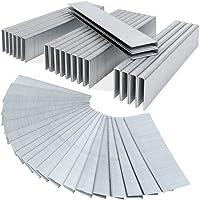 5000 Druckluft Tackerklammern Tackernägel AUSWAHL 12- 50mm / Klammern 25mm