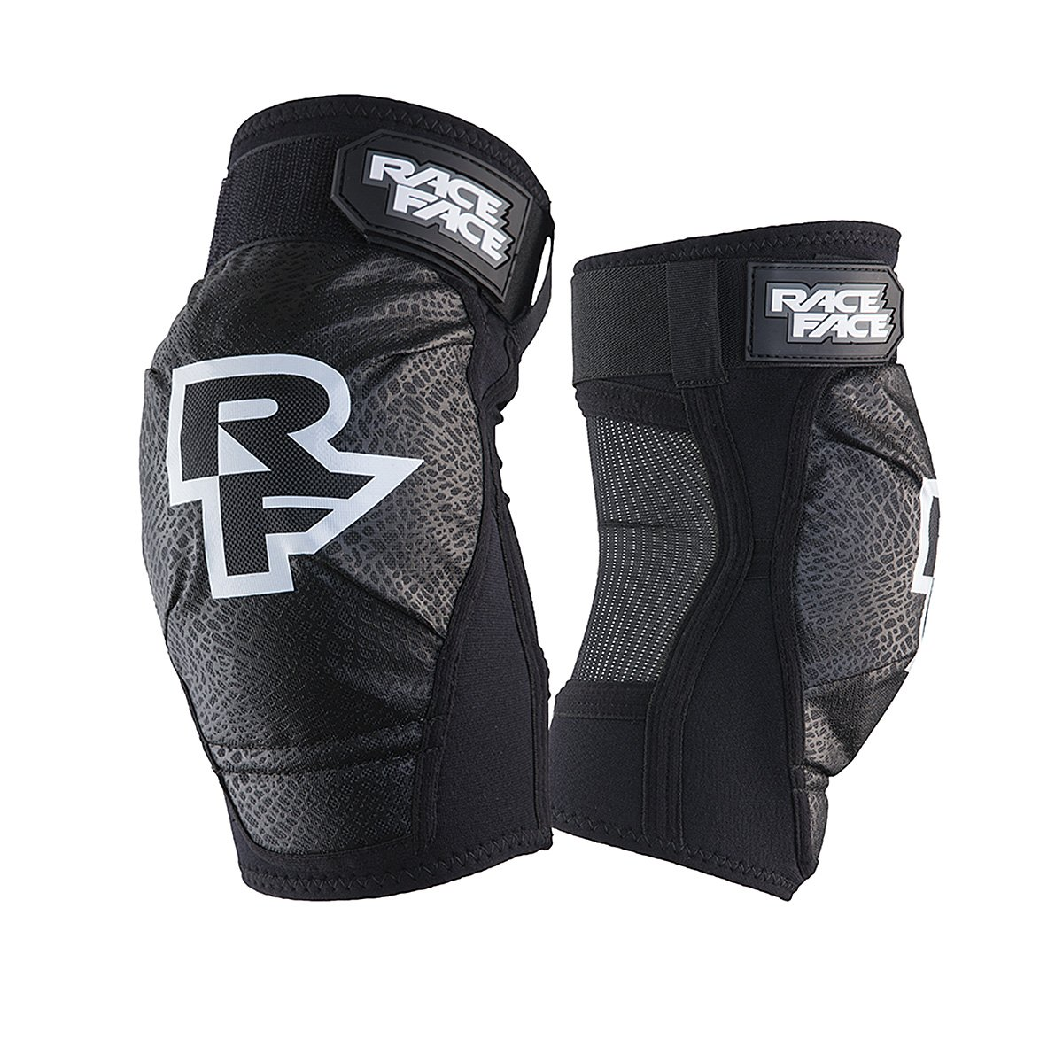 RaceFace Dig Elbow Guard, Black, Large
