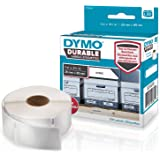 DYMO Label Writer Durable Polypropylene Label, 25 mm x 89 mm, White, 100 Count