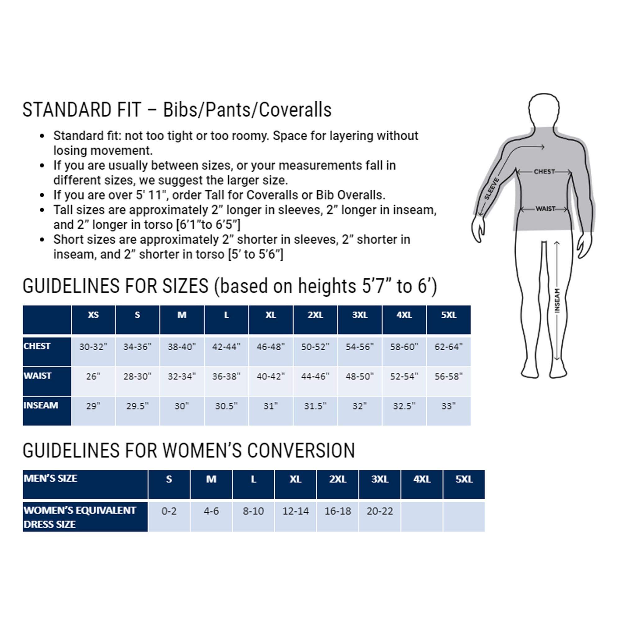 RefrigiWear Men's Water-Resistant Insulated Denim Comfortguard Coveralls (Black, XL) by RefrigiWear (Image #5)