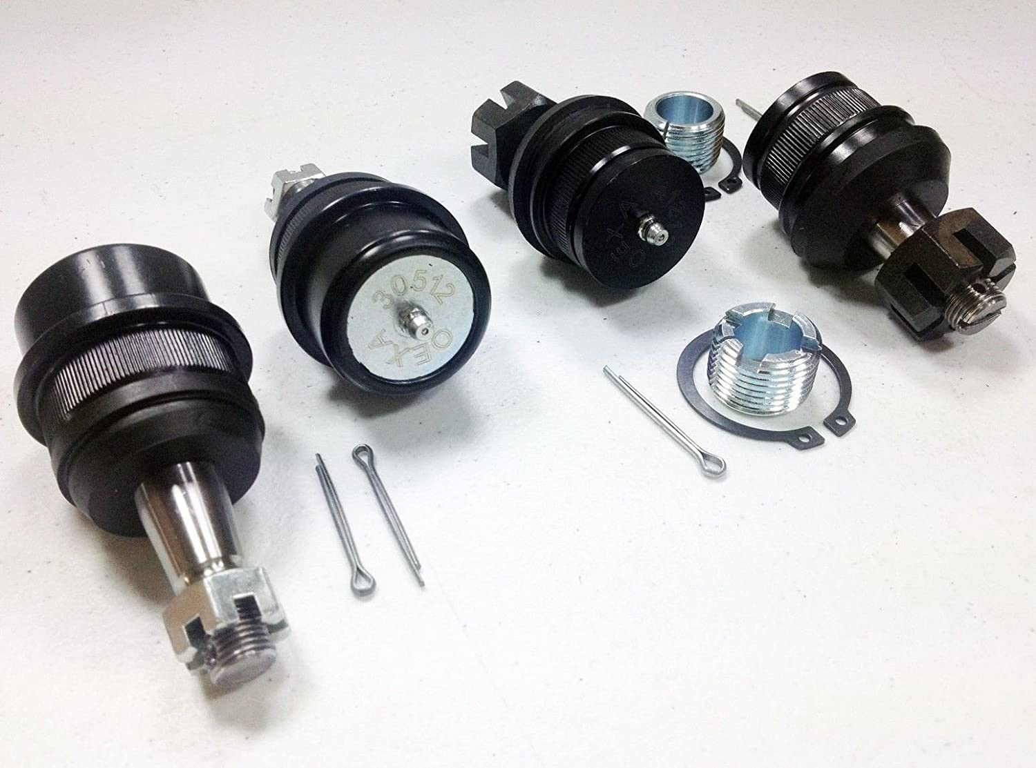 Wrangler JK Upper & Lower Ball Joints