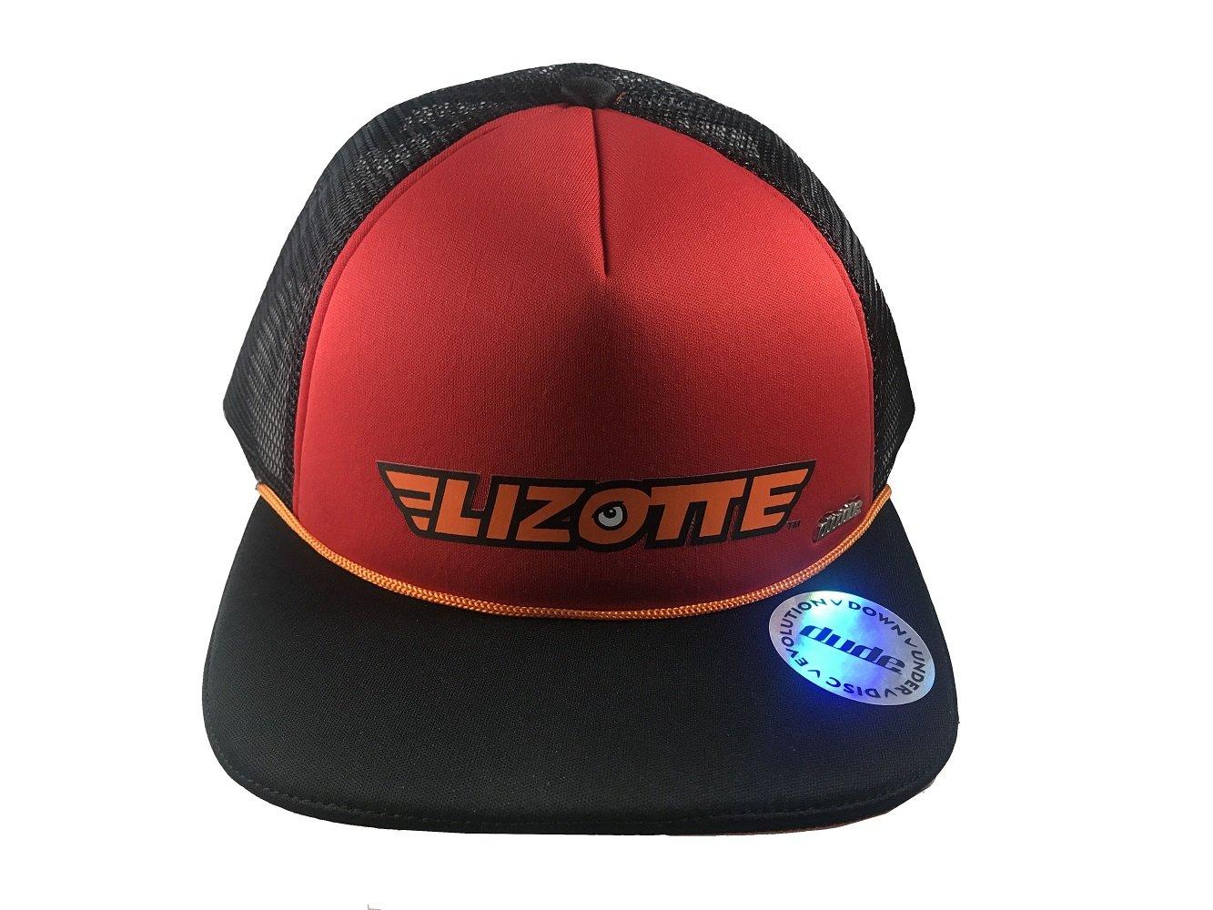 Amazon.com: Dude ropa Simon lizotte Trucker Cap Disco de ...