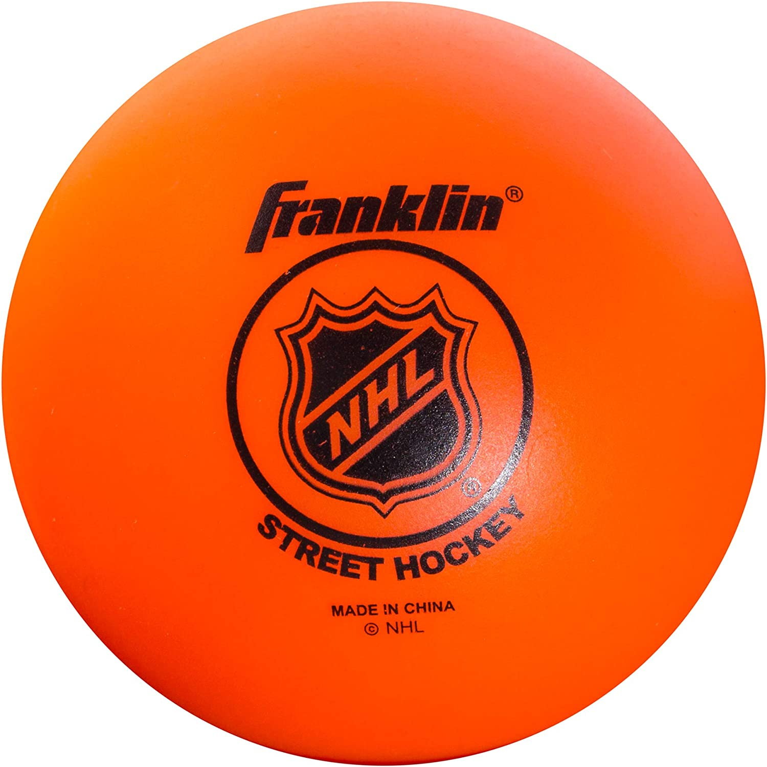 Franklin Sports Street Hockey Set - NHL - Goalie and Player Sticks and Ball : Sports & Outdoors