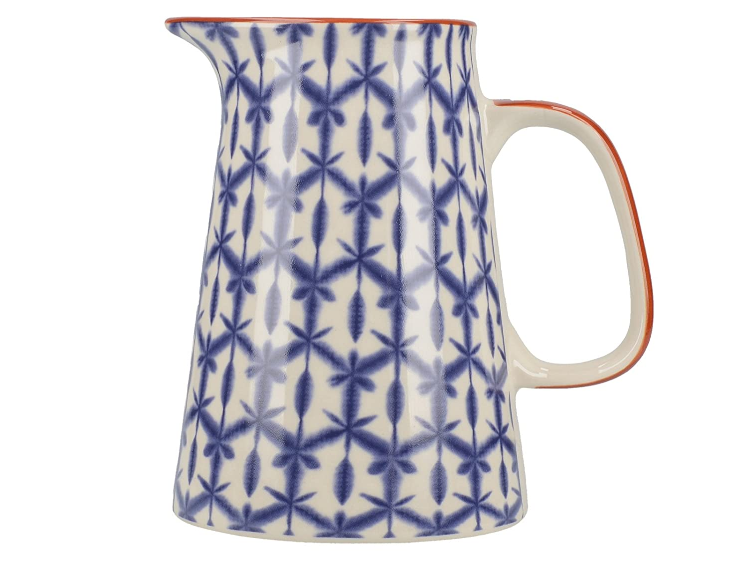 "Creative Tops ""Drift"" Ceramic Ombre-Effect Large Blue Jug 800ml 5201633"