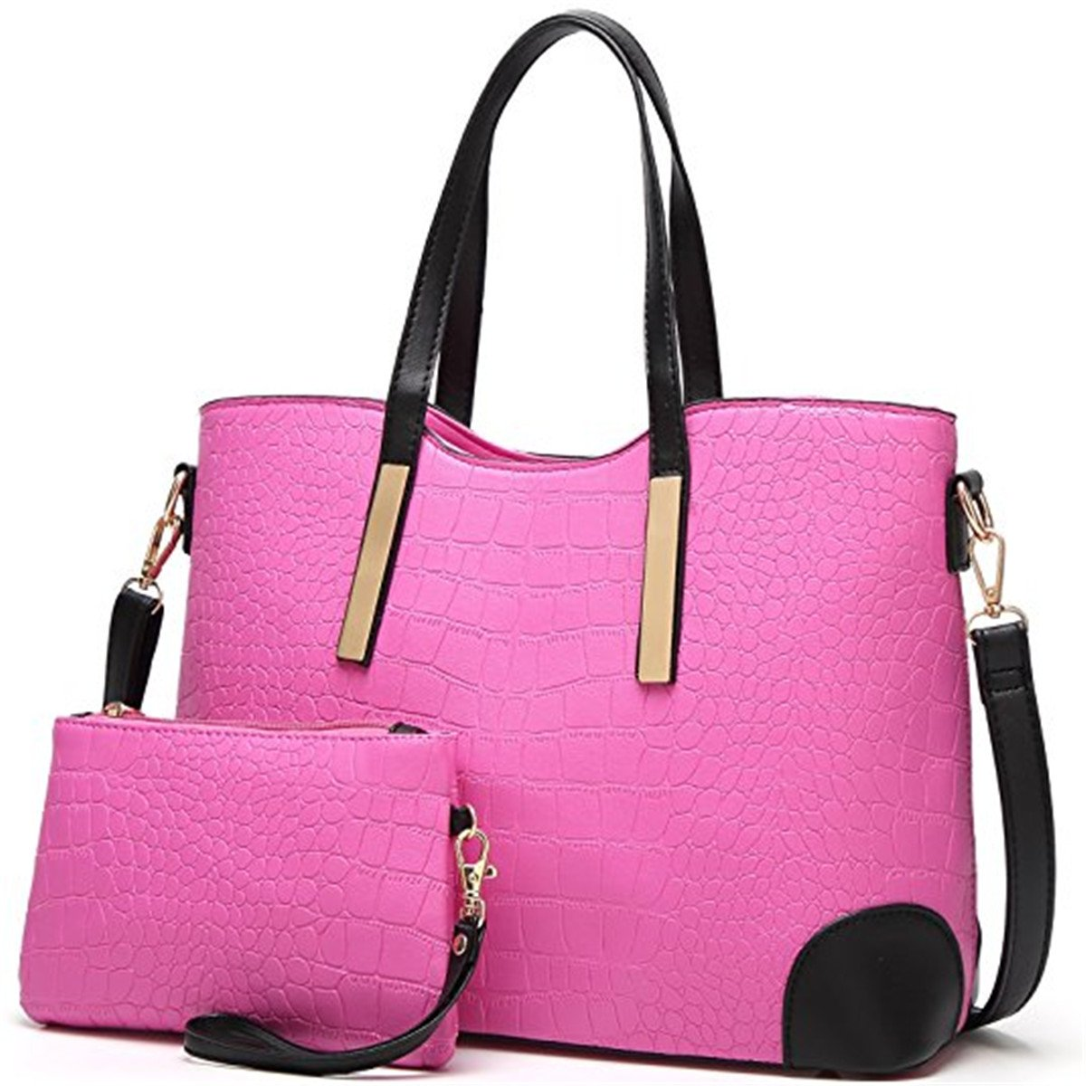 Women Handbag Tote Purse Leather Messenger Hobo Bag
