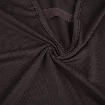 Camisas para Mujer, Moda Camiseta Sólida Mujer Cuello en V Blusas ...