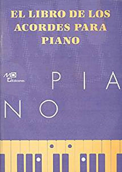 El Libro de los Acordes para Piano