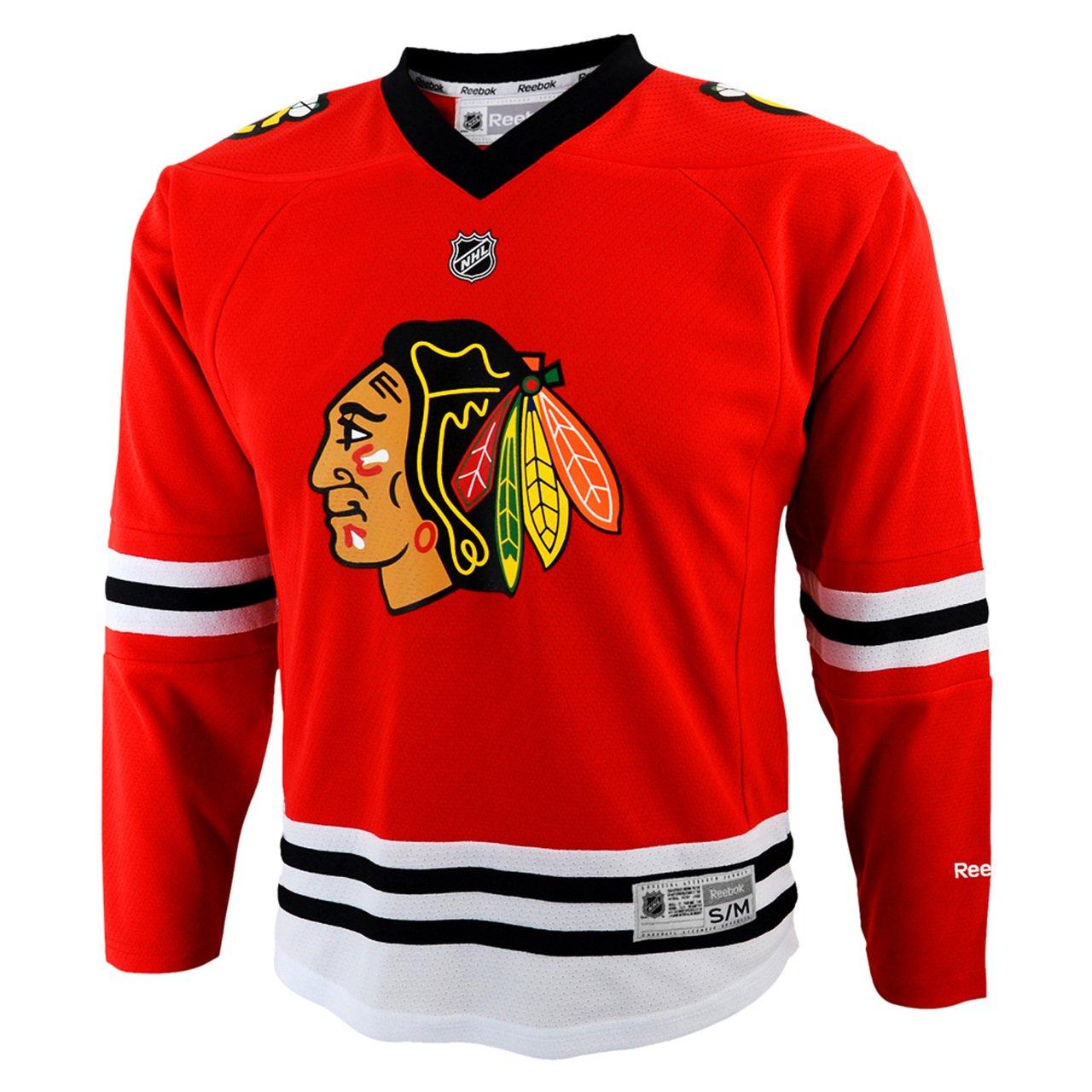 hot sales 0f988 fa82e Patrick Sharp Youth Jersey: Reebok Red #10 Chicago Blackhawks Youth Replica  Jersey