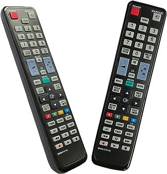 iLovely Reemplazo Mando a Distancia de Repuesto para Samsung BN59-01014A: Amazon.es: Electrónica