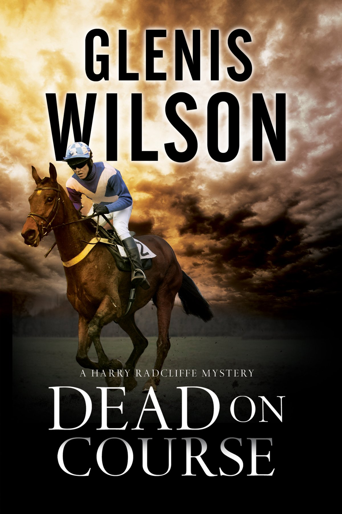 Read Online Dead on Course: A contemporary horse racing mystery (A Harry Radcliffe Mystery) pdf