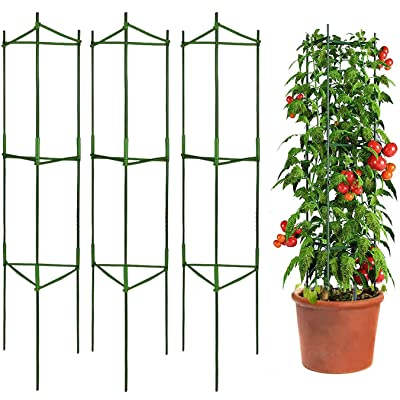"Plant Support Clips Qty 25 Garden Tomato Climbing Vine Trellis Vegetable 1/"" US"