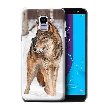 coque de samsung j6 loup