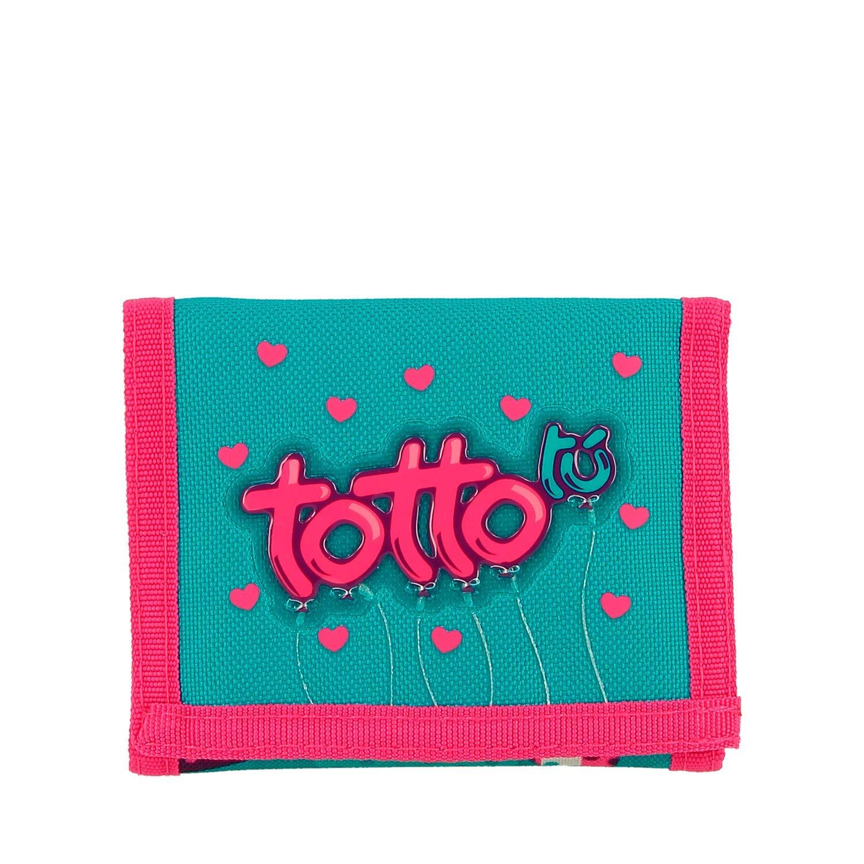 TOTTO Cartera Infantil - Farin: Amazon.es: Juguetes y juegos