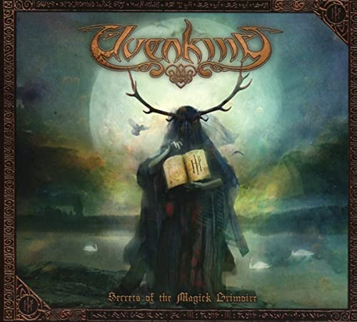 Elvenking - The Secrets of the Magick Grimoire (Limited Edition)