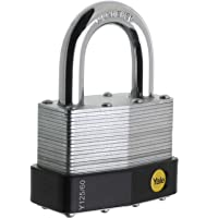 Yale Y125/60/133/1 Candado de Seguridad Arco Corto, 60