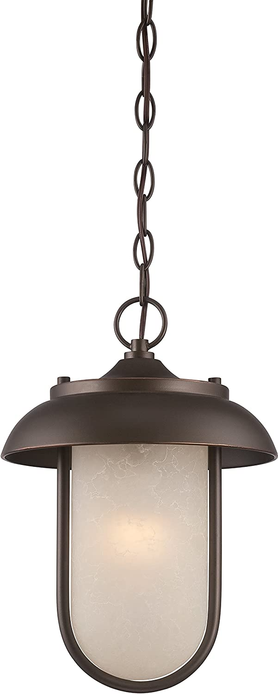 Nuvo Lighting 62/675 LED Outdoor Hanging Lantern Tulsa