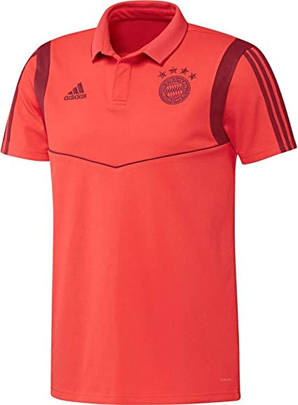 Bayern Munich FC Red Polo Shirt
