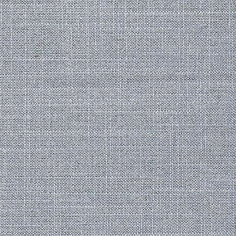 Gathered Bedskirt Gent Cloud Solid Blue Gray Linen Blend