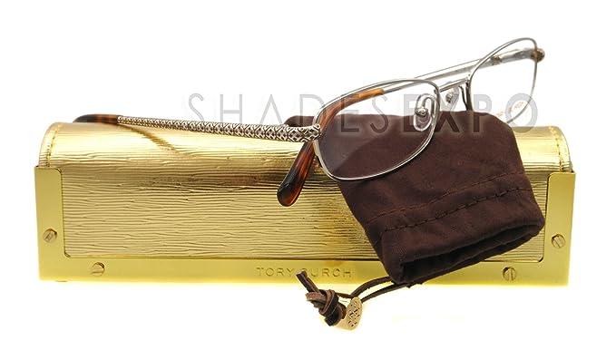 64b7831943 Amazon.com  Tory Burch TY 1009 102 HAVANA Eyeglasses TY1009 - 51MM ...
