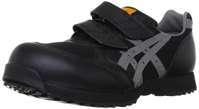 [アシックスワーキング] 安全靴 作業靴 ウィンジョブE30S 樹脂製先芯 B00C2O3AW2 29.0 cm|ブラック/チャコールグレー