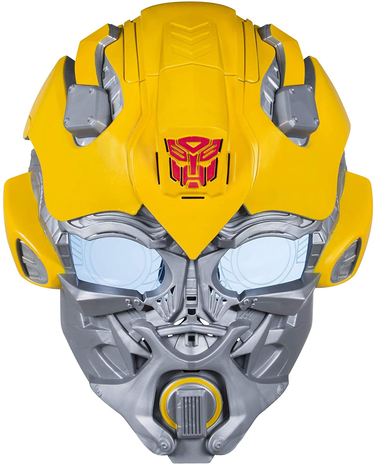 Amazon Com Transformers Bumblebee Bumblebee Voice Changer Mask Toys Games