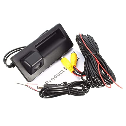 Amazon com: Portable Reversing Backup Camera Car Rear View