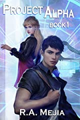 Project Alpha: Book 1 (Project Alpha series) Kindle Edition