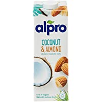 Alpro Drink Coconut-Almond 1 liter (Pack of 1)