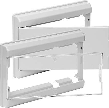 SOLERA 5211 Marco y Puerta para Caja de Distribución