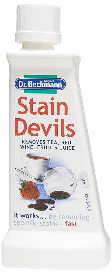 Dr Beckmann Stain Devils Elimina Té Vino Tinto Fruit & Juice