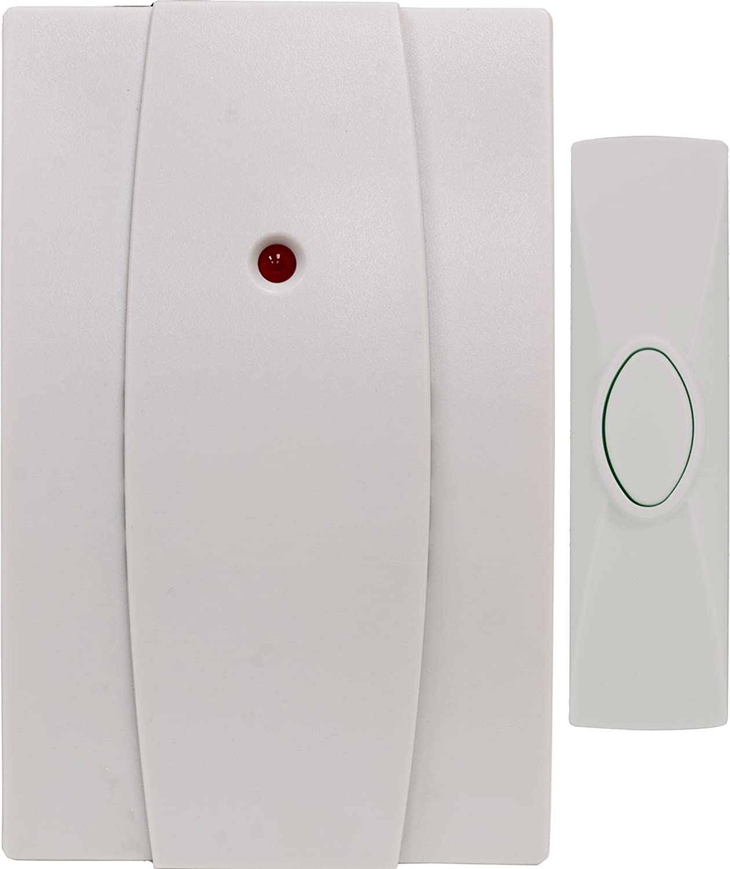 GE Wireless Door Chime, Plug In 19216 - Doorbell Kits - Amazon.com