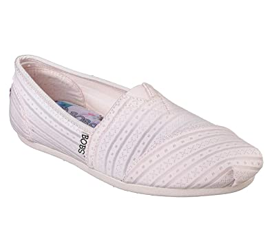 43b1941561a5 Skechers BOBS from Womens Plush - Urban Rose Light Pink 6.5 B - Medium