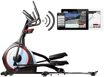 Body Coach - Entrenador elíptico profesional, con tracción delantera, bicicleta elíptica 28280BG, con