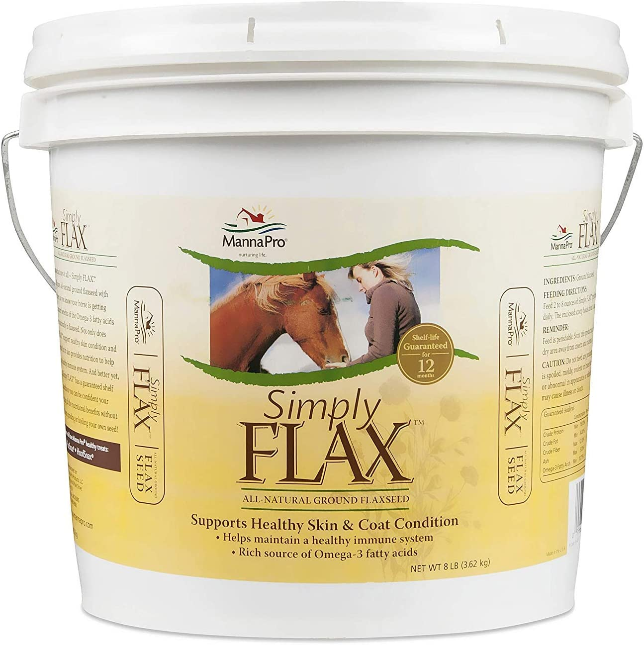 Choosing Flaxseed For Horses