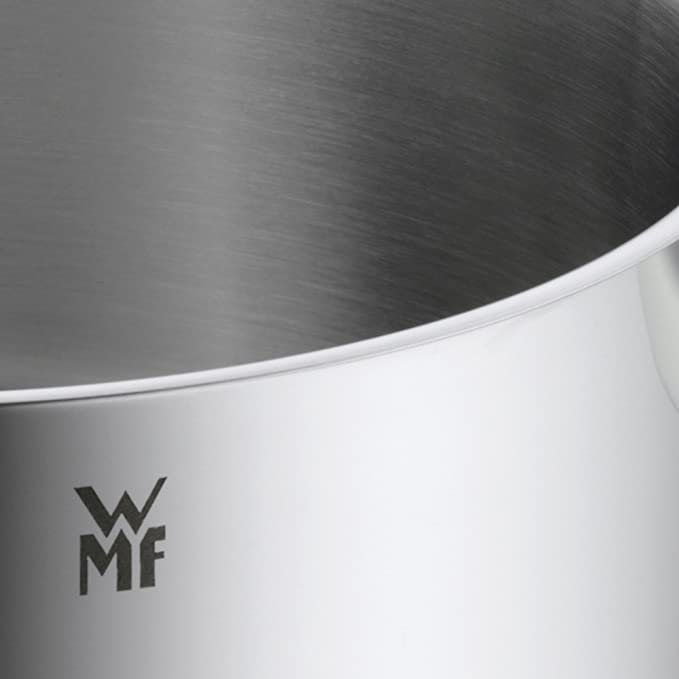 WMF Gala Plus Set Batería de Ollas, 3 Piezas, Apta para Todo Tipo ...