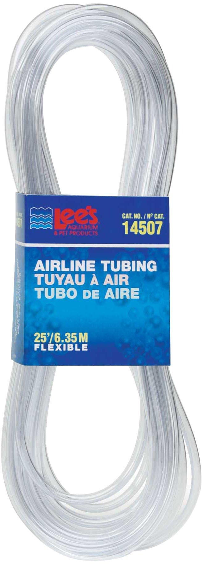 Lee's Airline Tubing, 25-Foot, Standard