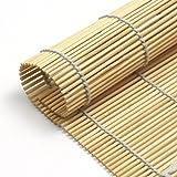 Concorde - Esterilla de Bamboo para Sushi - Juego de 4 Esteras