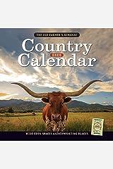 The 2020 Old Farmer's Almanac Country Calendar Calendar