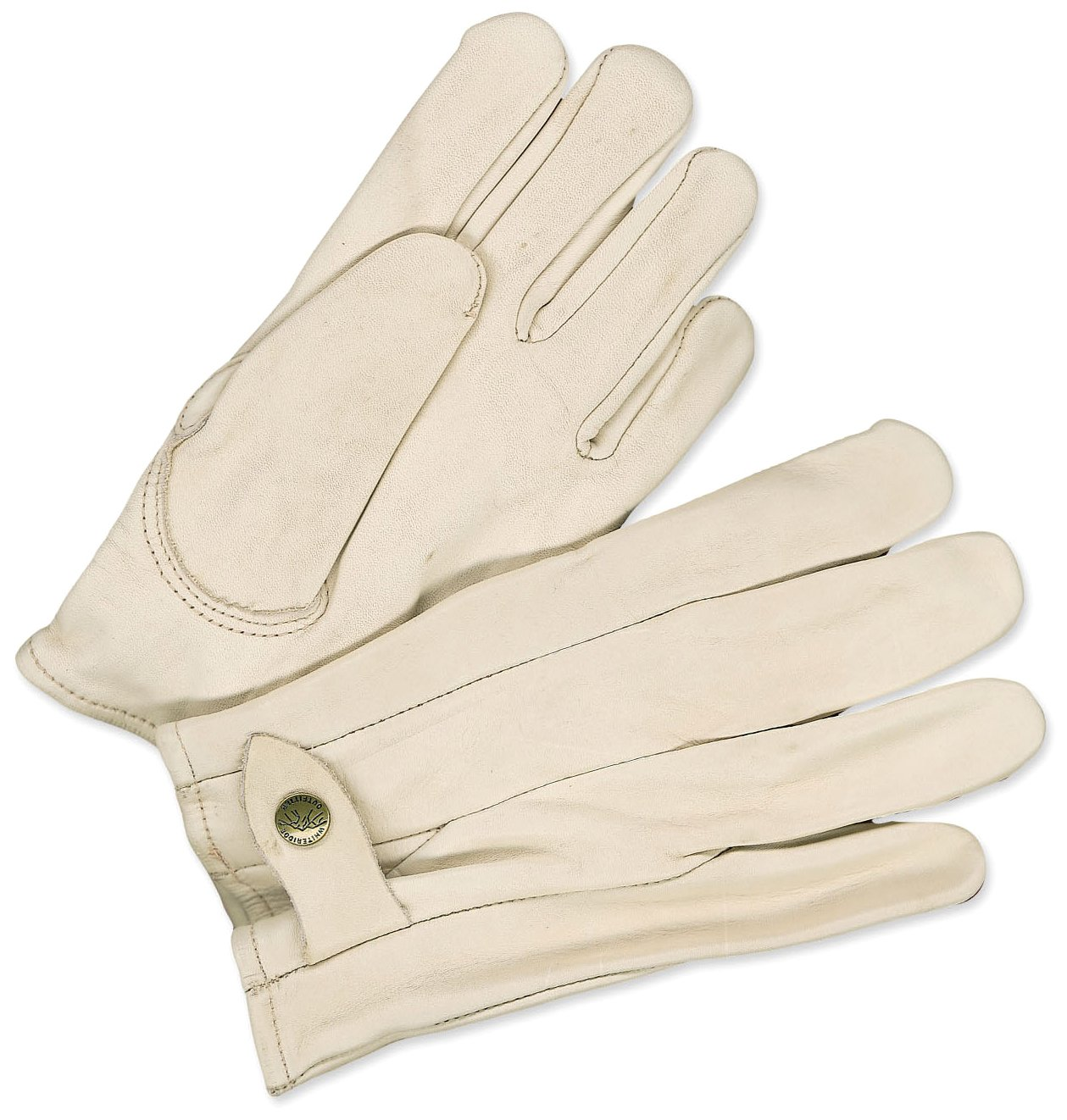 X-Large BDG 20-1-379-XL Leather Roper Glove with Snap