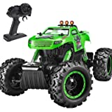 Remote Control Trucks Monster RC Car 1: 12 Scale Off Road Vehicle 2.4Ghz Radio Remote Control Car 4WD High Speed Racing…