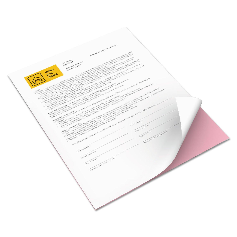 XER3R12421 - Premium Digital Carbonless Paper by Xerox (Image #1)