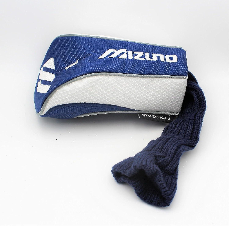 新しいMizuno Forged # 1ドライバーヘッドカバーブルー/ホワイトヘッドカバー   B077V3D46D