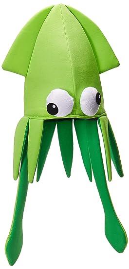 8dc64d55bd9 Amazon.com  Squid Hat Party Accessory