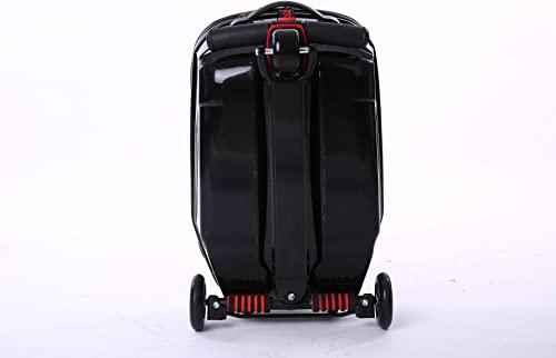 Luggage-foldable'scooter'suitcase