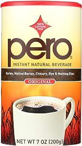 Pero Instant Natural Beverage - Case of 6 - 7 oz.