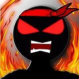 Angry Ninja Stickman : Avoid Obstacle with Ninja Skills